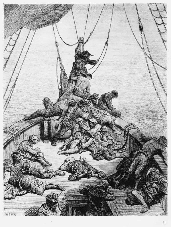 ballade du vieux marin