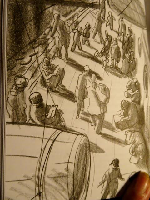 pour Dickens sur brigetoun